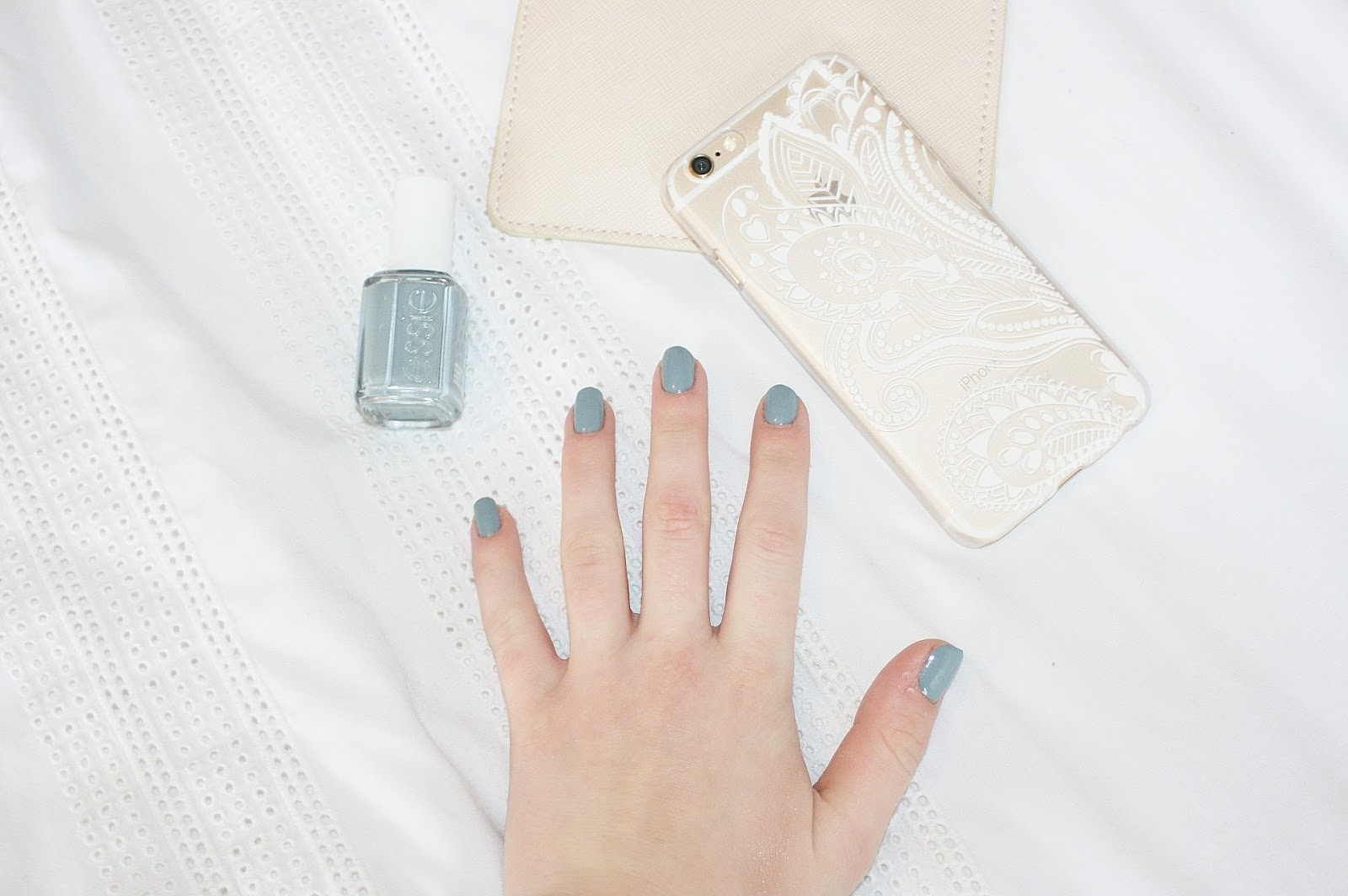 Katherine Penney Chic Life Phone Case Pretty Pastel Style