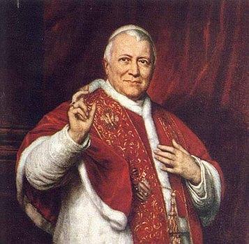 BEATO PAUS PIUS IX