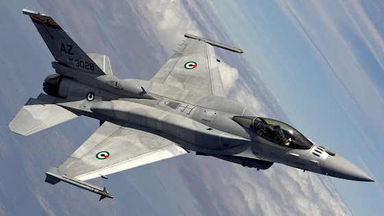 UAE F-16 Fighting Falcon