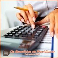 Cálculo da renda mensal, INSS, Previdência Social
