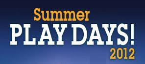 Summer Play Days at Disney Store (Starting Monday, July 23, 2012)