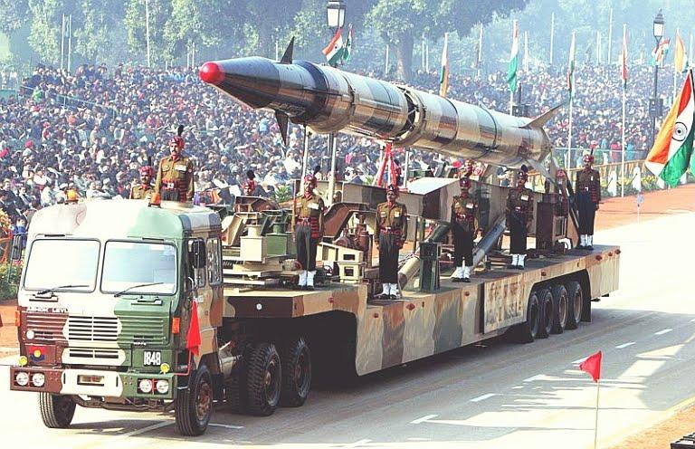 Agni India Ballistic Missil System