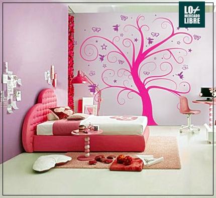 Vinilos decorativos para habitaciones infantiles mercado for Vinilos decorativos para cuartos