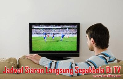 Jadwal TV Siaran Langsung Sepakbola Tanggal 5-6-7 Januari 2013 Terbaru Lengkap www.hardika.com