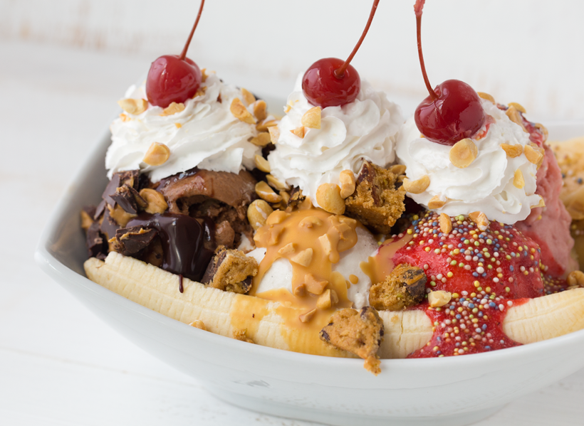 National Banana Split Day Recipes — Dishmaps