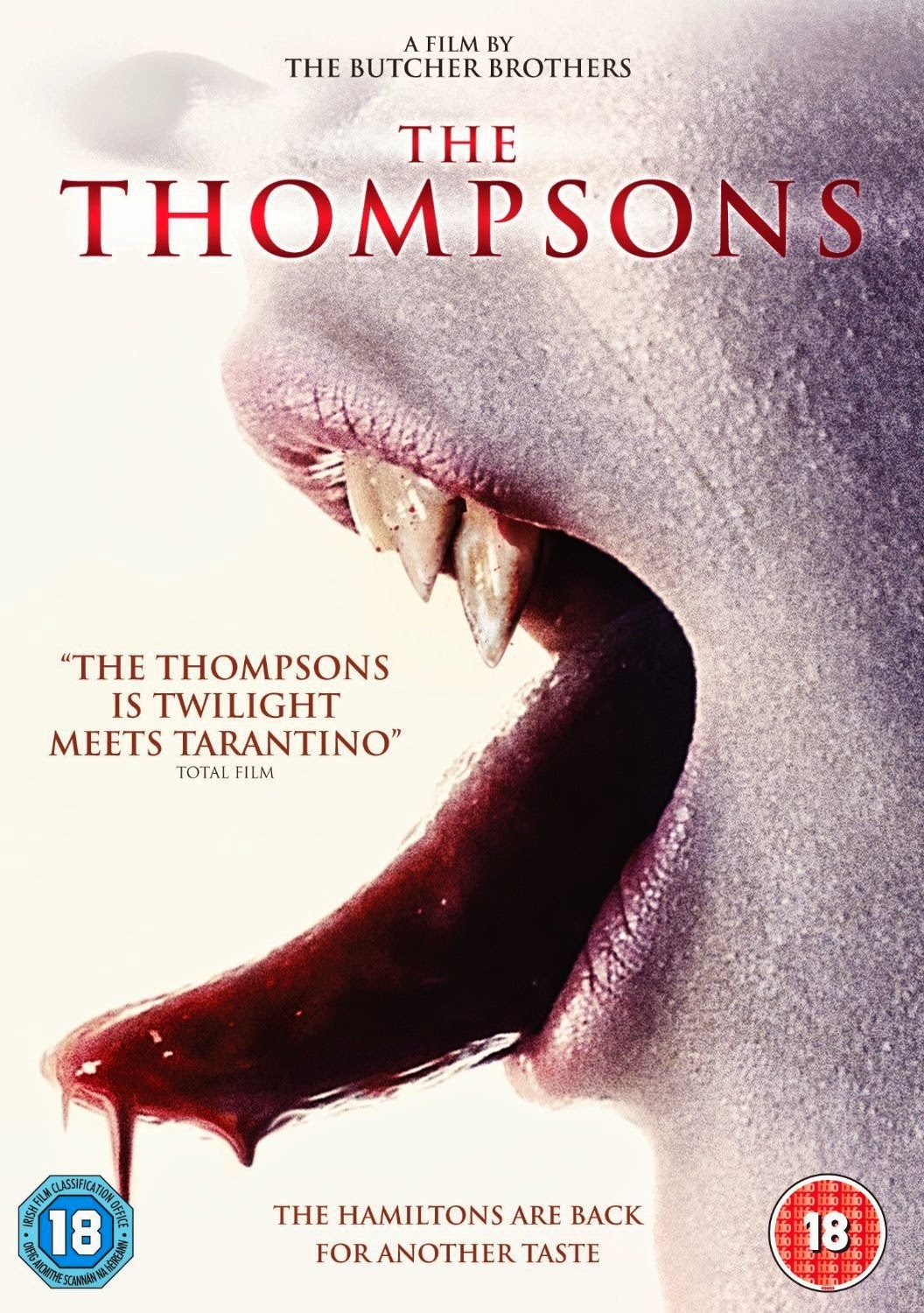 film en ligne : the thompsons