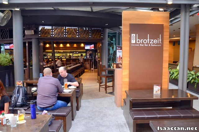 Brotzeit German Bier Bar & Restaurant @ Sunway Pyramid Shopping Mall