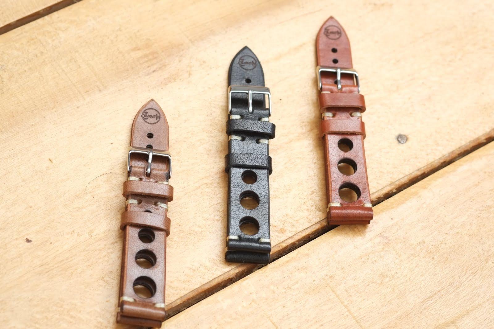 Zamora racing strap Mk.2