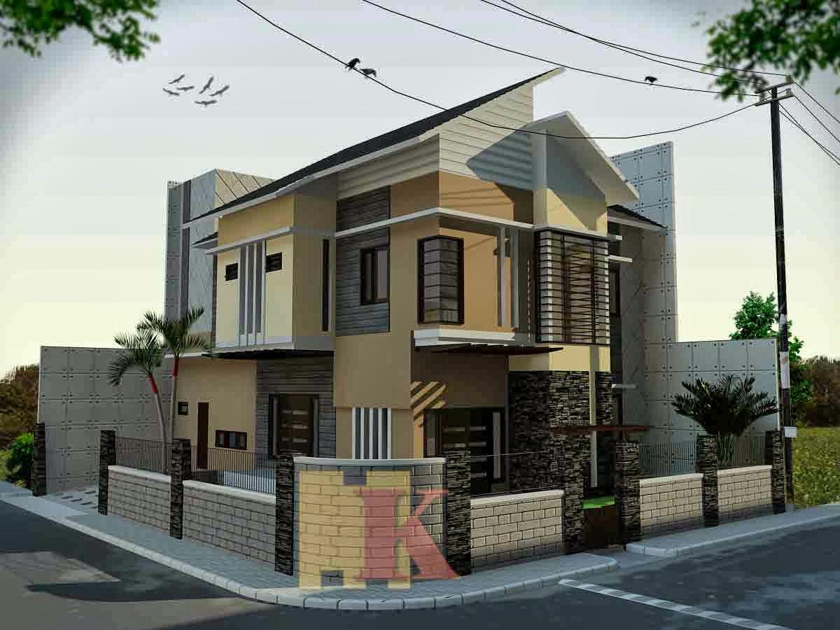 25 gambar desain arsitektur rumah modern minimalis for House minimalis