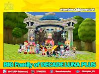 Kostum terbaru Decade Luna plus online