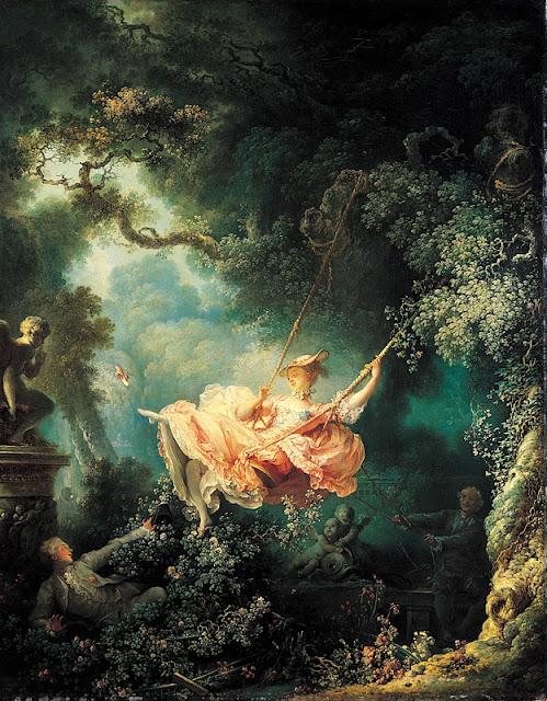 Fragonard, Les Hasards de l'escarpolette