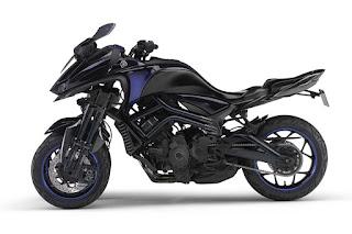 Yamaha MWT-9 Concept (2015) Side
