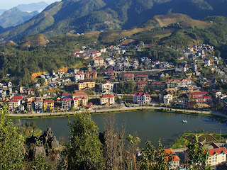 Lake City Sapa - (Lao Cai, Vietnã)