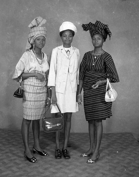 Fashion from the 50s 60s 70s fashion nigeria Fashion and style school in nigeria