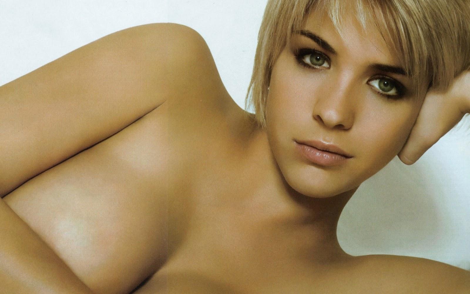 Atkinson nude naked gemma