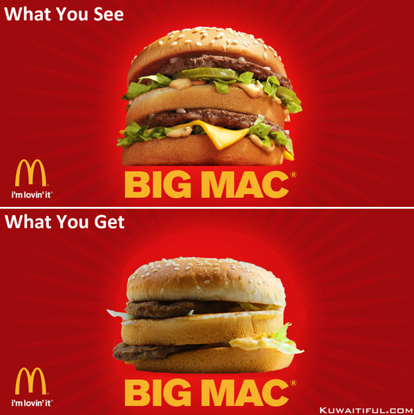 "effects of big mac Big mac attack mccruelty do you want fries with that peta eat fast – die young2 the terror ""terror"" by andrew campbell this spoof ad appeared in adbusters."