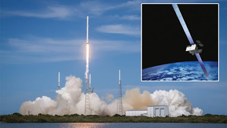 Rencana Peluncuran Satelit SES 9 ke Luar Angkasa