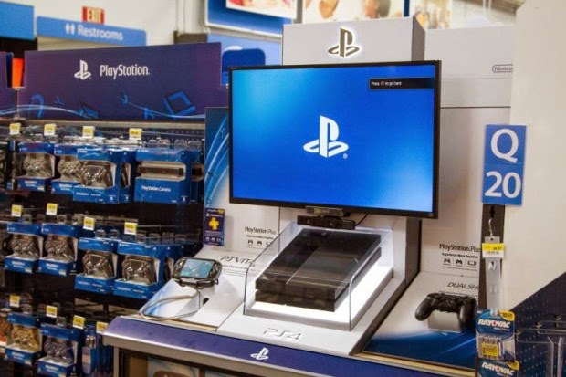 sony tv with ps4. sony: ps4 sales down sony tv with ps4 x