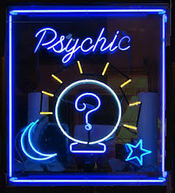 Psychic Reverend Crystal Cox