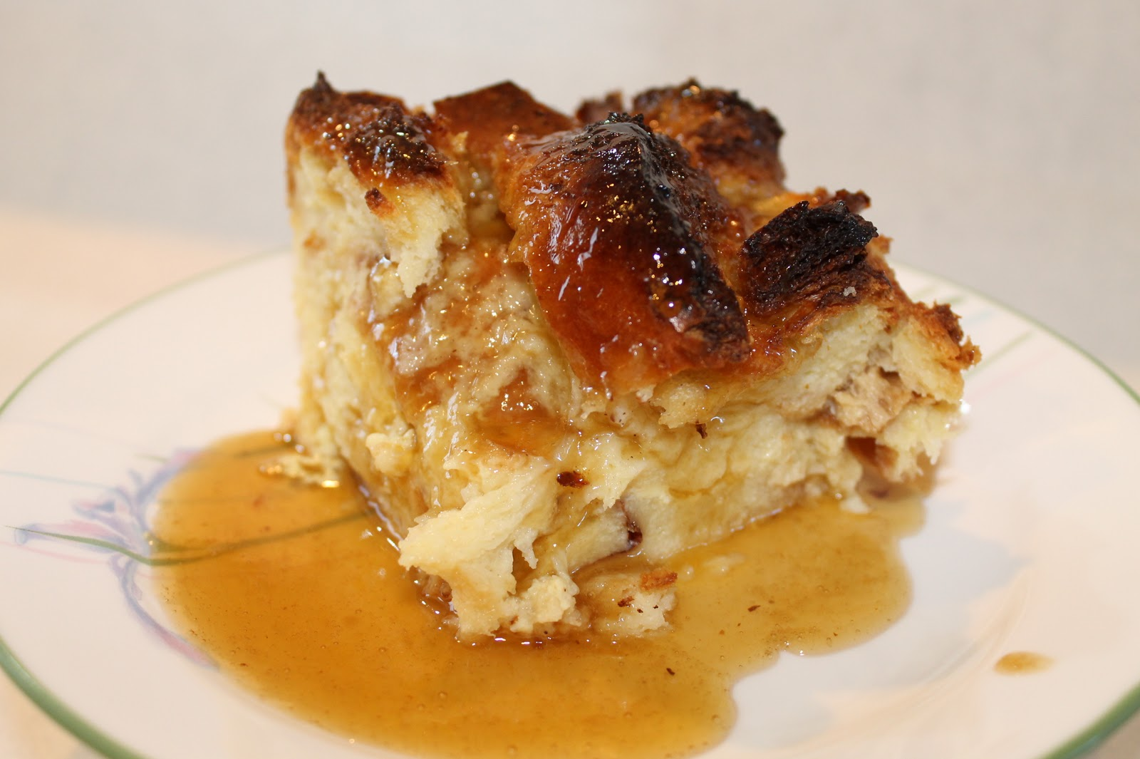 Mélange: Challah Bread Pudding