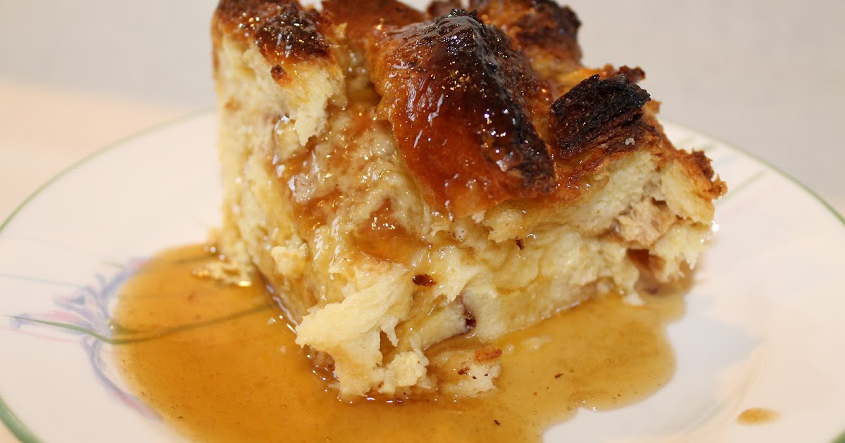 Mélange: Challah Bread Pudding