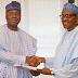 Saraki personally takes ministerial list to Buhari