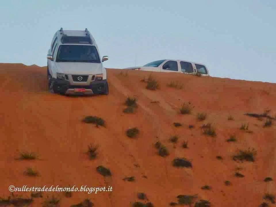 4X4 in Oman