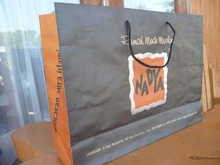 Paper Bag Kraf (enha-PB006)