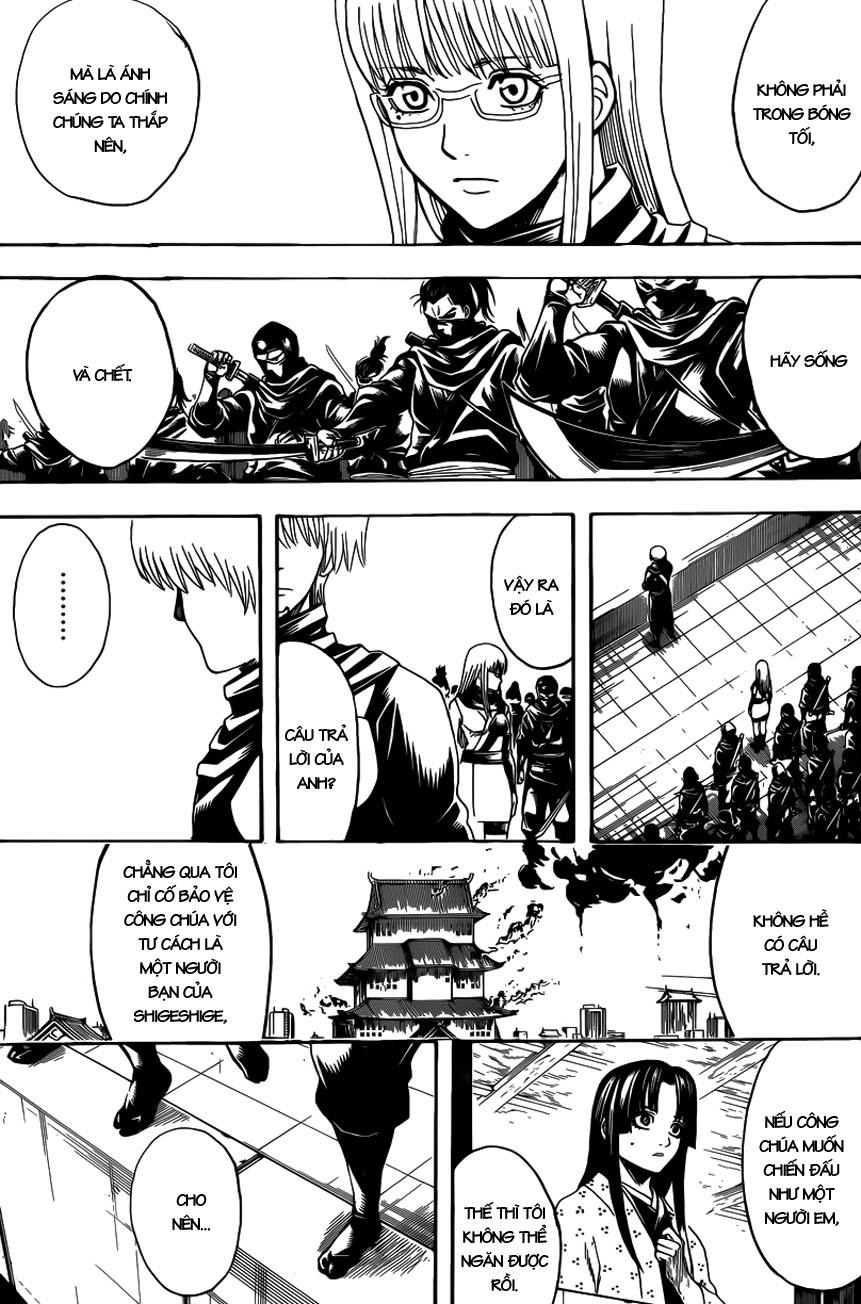Gintama Chap 607 - Trang 15