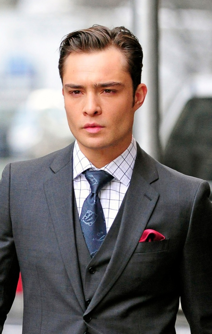 5 Secrets About Chuck Bass Hairstyle That Has Never Been Revealed