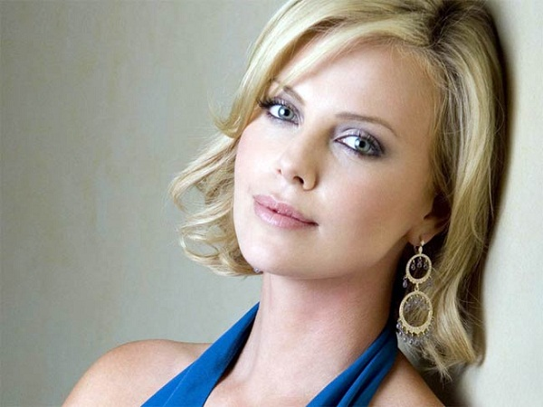 Cute Charlize Theron