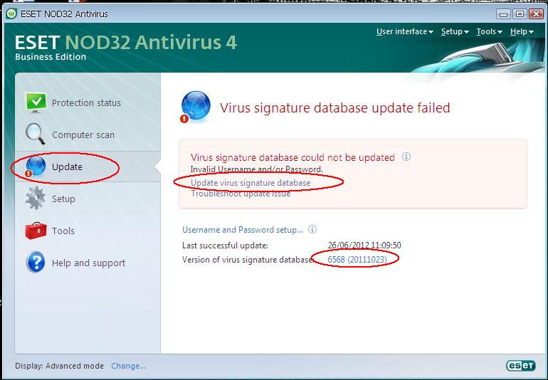 Download Eset Nod32 Antivirus Offline Updates