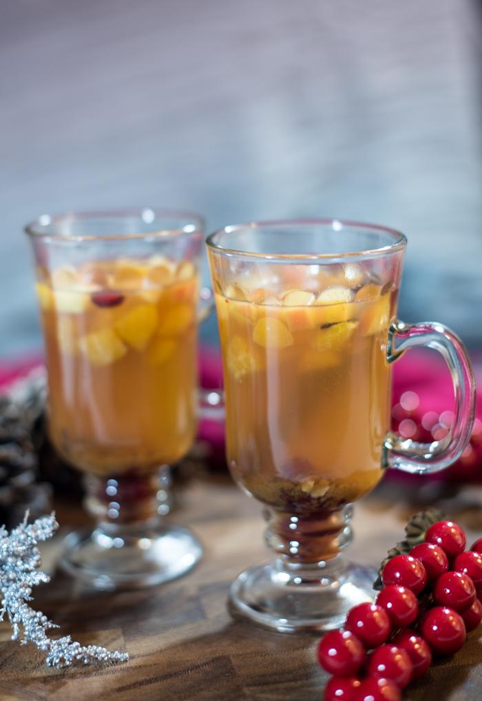 warm cocktail