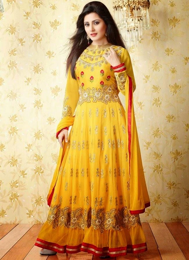 Dress fashion in india and pakistan summer kurti designs 2015