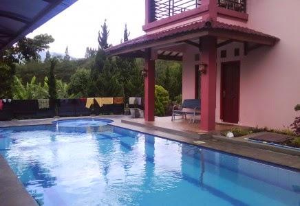 Fasilitas kolam renang VIlla 0003