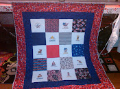 QFC Veteran&#39;s Quilt #1