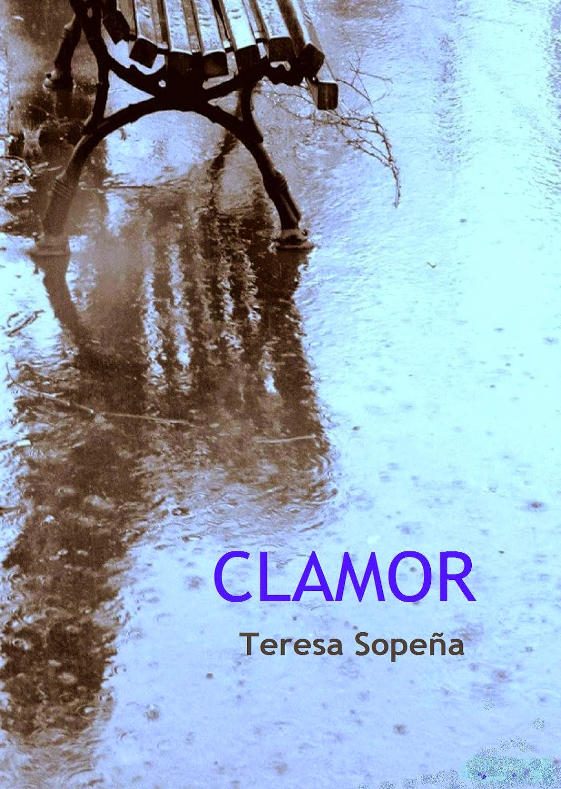"""Clamor"" ya disponible en papel. Pulsa la portada"