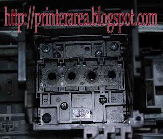 Cara Mengganti Head Epson L110,L120,L210,L350,L355,L800,L1800