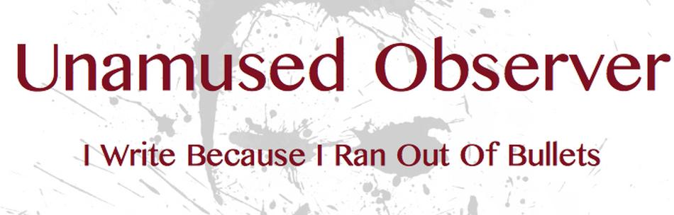 Unamused Observer