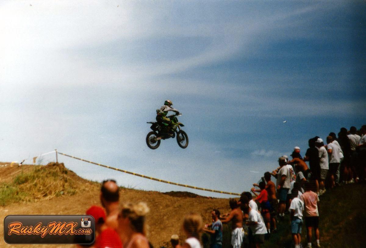 Ricky Carmichael Unadilla 1997