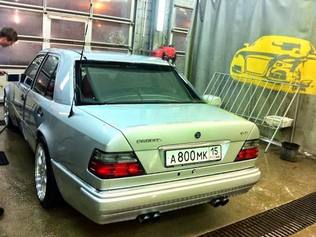 w124 brabus e500