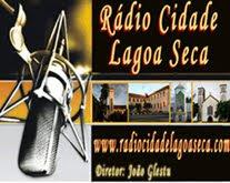 RADIO CIDADE DE LAGOA SECA PB  NOSSA INTEGRANTE DE EMISSORA  AQUI NA CULTURA FM CAJAZEIRAS PB