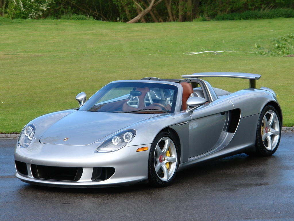 2005 Porsche Carrera Gt For Sale In Uk For Gbp 550 000 All Cars