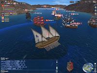 Uncharted Waters Online