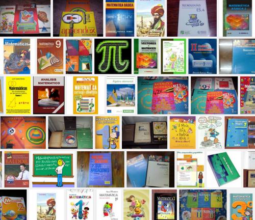 Todos los libros de Matemática