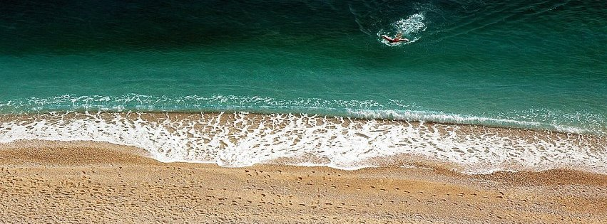 Sahil kumsal ve dalgalar kapak resimleri