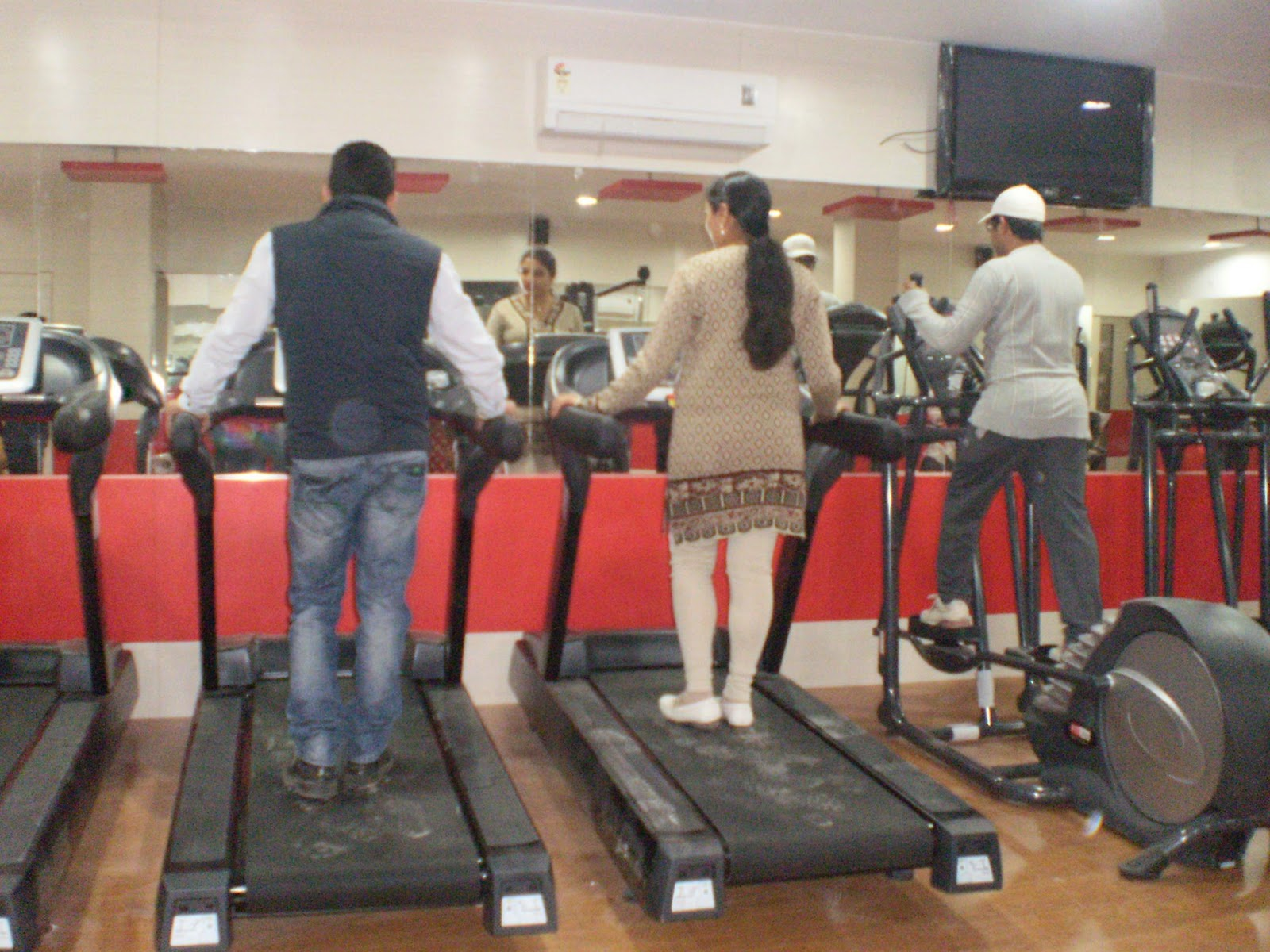8afadb0b72 The Eagle Eye News  A gym cum beauty studio inaugurated in Ludhiana