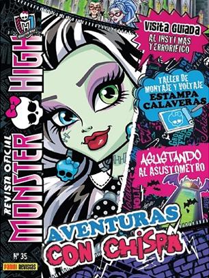 Revista Oficial (Nª35) Agosto