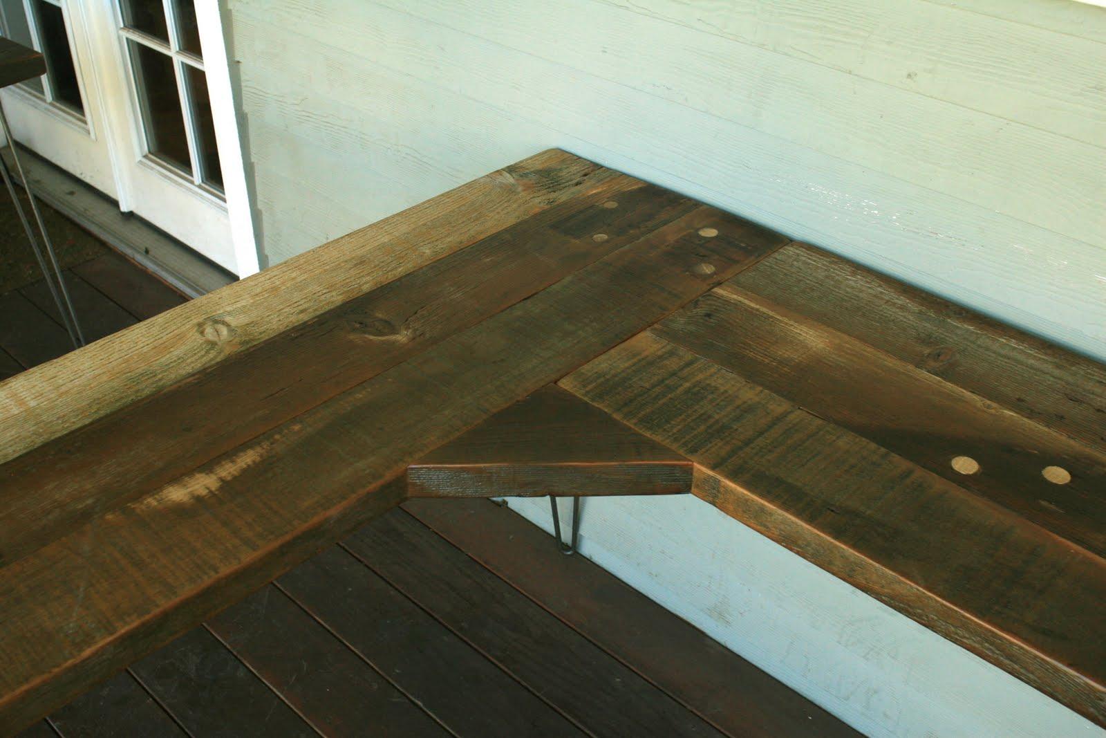 Arbor Exchange Reclaimed Wood Furniture October 2011