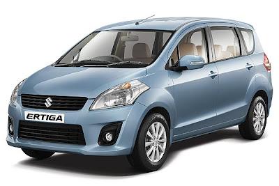 Spesifikasi Harga Mobil Suzuki Ertiga